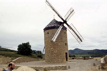 molinos de viento antiguos
