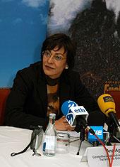 Ana Aguirre Zurutuza. Consejera de Industria, Comercio y Turismo: El País Vasco ni puede ni quiere competir en proyectos basados en costes salariales bajos