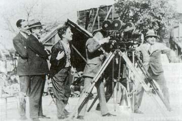 Charles Chaplin ... Un Grande