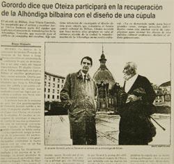 El Correo, 25 de octubre de 1988