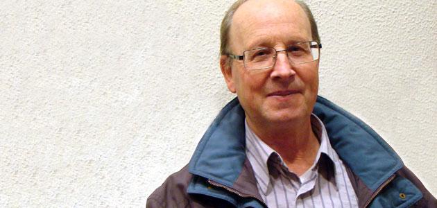 Paulo Iztueta Armendariz. Profesor-investigador y escritor: Para mi es tremendo poder transmitir ese poquito que sé