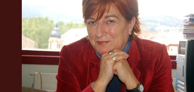 Matilde Elexpuru. Presidenta de la Asociación de Empresarias y Directivas de Bizkaia: Nuestra sociedad tiene que asumir el cambio cultural