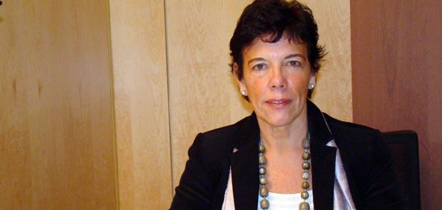 Isabel Celaá. Consejera de Educación, Universidades e investigación del Gobierno Vasco: Estamos poniendo las bases de una profundísima transformación tecnológica de la escuela