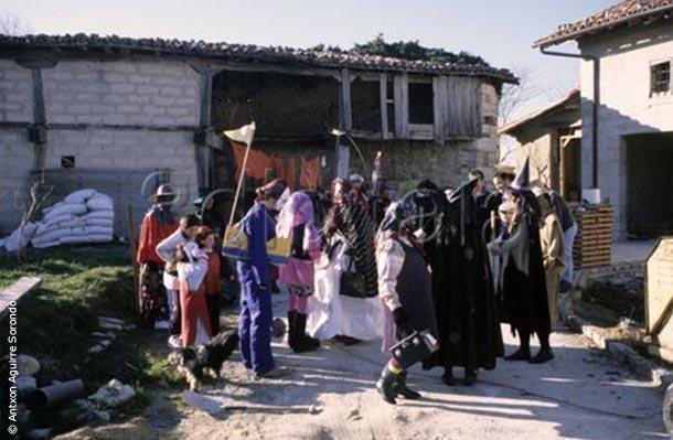 Carnaval de Okariz