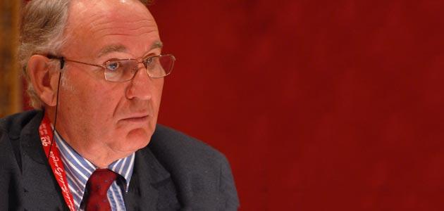 Jose Luis Lizundia Askondo. Académico de la lengua vasca: Si no somos capaces de construir una nación cultural, la nación política fracasará