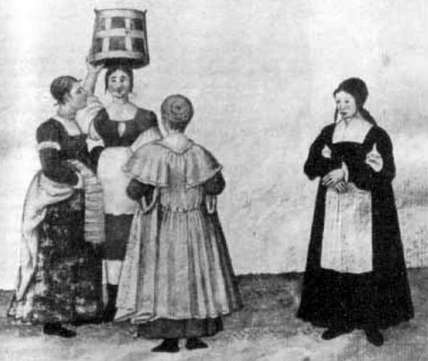 La sirvienta y las ricas tangas de mi esposa - 2 part 1