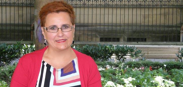 Mari Jose Olaziregi. Etxepare Euskal Institutua. Directora para la promoción y difusión del euskera: Hay que remover y analizar la memoria colectiva para que ese duelo colectivo nos ayude