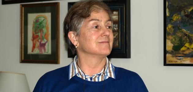 Maria Jose Azurmendi. Sociolingüista: Considero vasco a quien tiene una relación con la cultura, y sobre todo, con el idioma