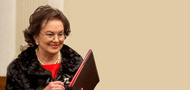 Soledad de Silva y Verástegui. Premio Manuel Lekuona 2012 de Eusko Ikaskuntza: El arte medieval intentaba transportar al espectador al mundo invisible