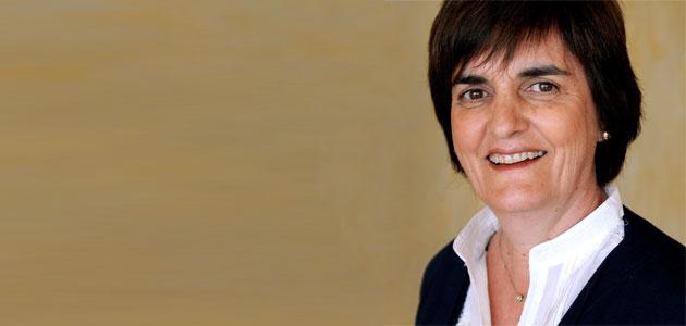 Nerea Mujika. Presidenta de Gerediaga Elkartea: La oferta vuelve a ser amplia. ¡Ven a Durango!