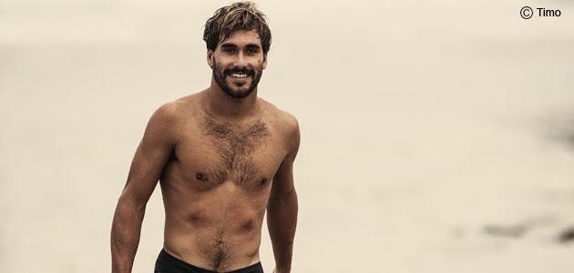 Aritz Aranburu. Surfista: He hecho realidad el sueño de convertir el surf en mi forma de vida