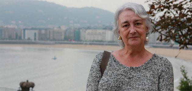 Arantxa Urretabizkaia. Escritora y periodista: La literatura vasca está en el mejor momento de su historia