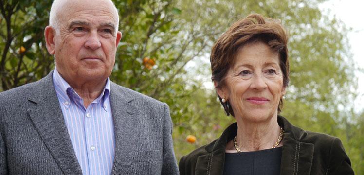 Mari Carmen Gallastegui y Xabier Retegui. Economista e Ingeniero Técnico: Mediante la cooperación se compite mejor que en solitario