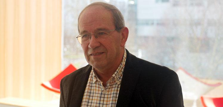 Javier Echeverría. Filósofo e investigador: La tecnologización de los sentidos humanos plantea un desafío de gran envergadura