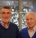 Joan Mari Torrealdai eta Joxe Azurmendi