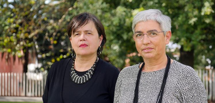Larrañaga y Yolanda Jubeto. Doctoras en Economía: Este sistema no funcionaría si no se hicieran muchos trabajos que no se visibilizan
